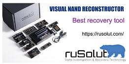 Visual Nand Reconstructor